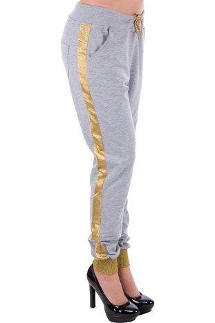 Jeans 700124 Grå M Guld