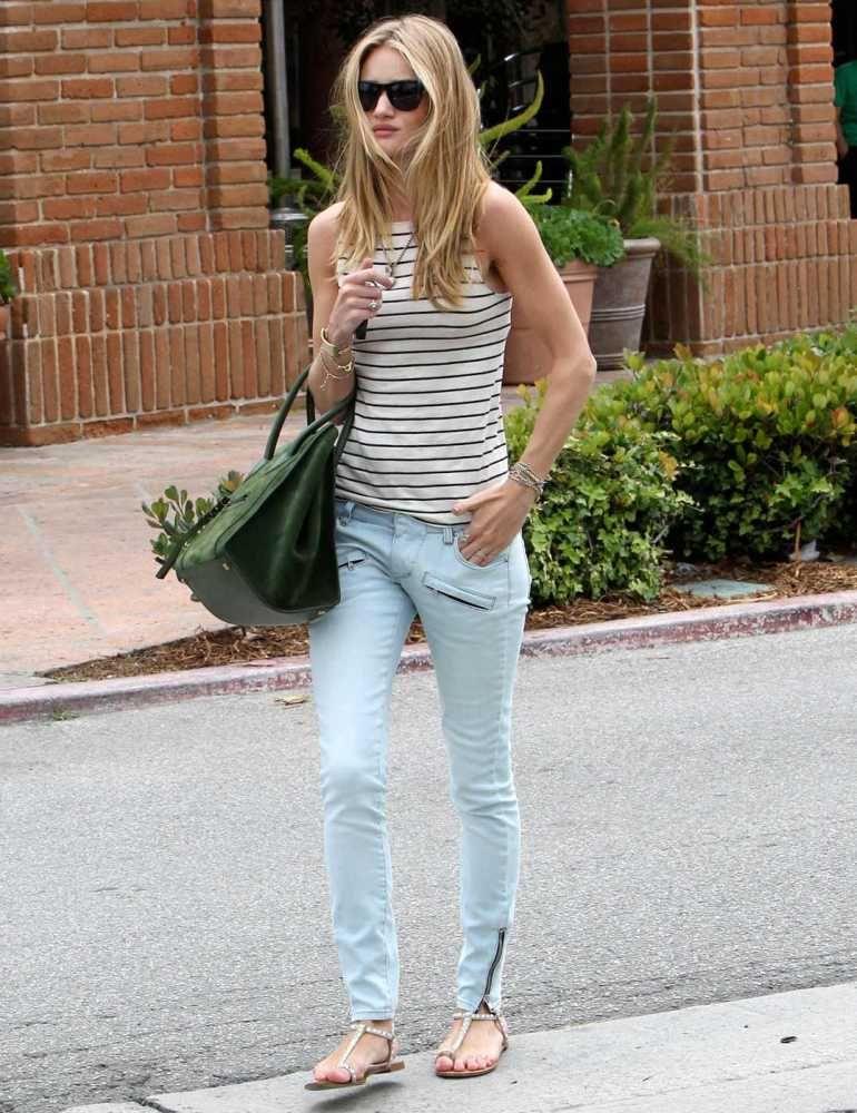 23991b65 Rosie Huntington-Whiteley style file | Fashion, Trends, Beauty Tips &  Celebrity Style Magazine | ELLE UK