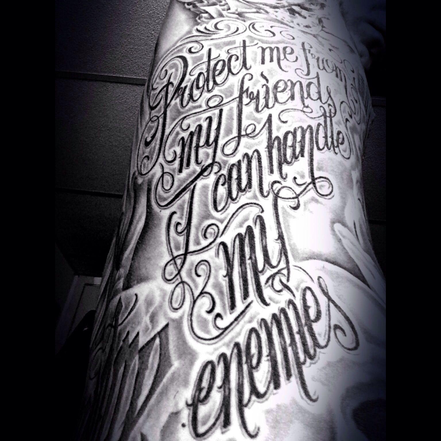 Chicano Gangster Neck Tattoos Http Viraltattoo Net Chicano Gangster Neck Tattoos Html In 2020 Gangster Tattoos Gangsta Tattoos Tattoo Lettering