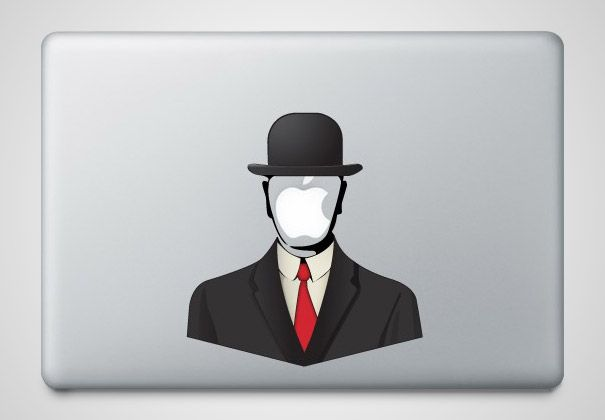 30 awesome macbook decal stickers design bump