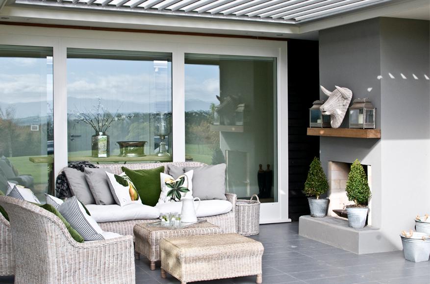 Wairarapa House в Веллингтоне, NZ от Bridget Foley Design - Дизайн интерьеров | Идеи вашего дома | Lodgers