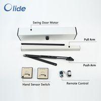 Hand Sensor Automatic Swing Door Opener Electric Door Closer Smart Blinds Automatic Door Automatic Sliding Doors