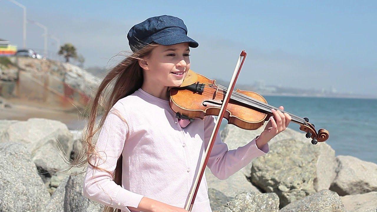 Rockabye clean bandit violin cover by karolina