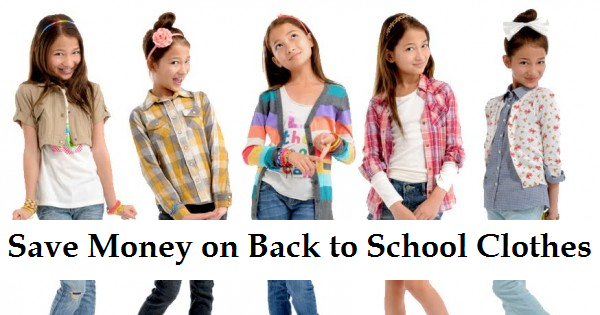 Do This Before You Buy Back-To-School Clothes