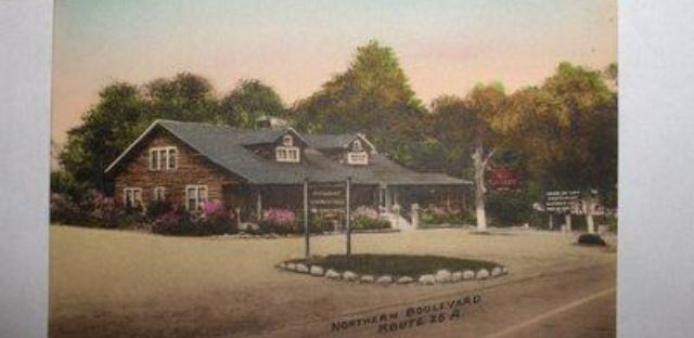 Link S Log Cabin Restaurant In Northport Long Island Ny