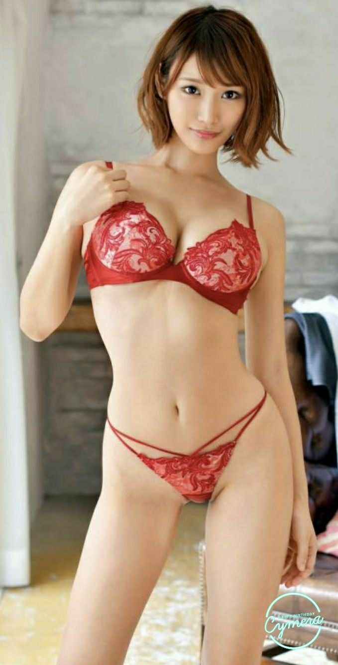 Asian women in sexy lingerie