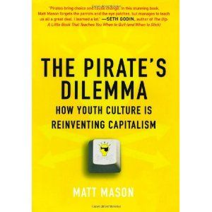 In the spirit of today's SOPA protest I am posting this because it's a great book, extremely informative and offers a new perspective to those who still mistakenly believe that piracy is the real issue.
