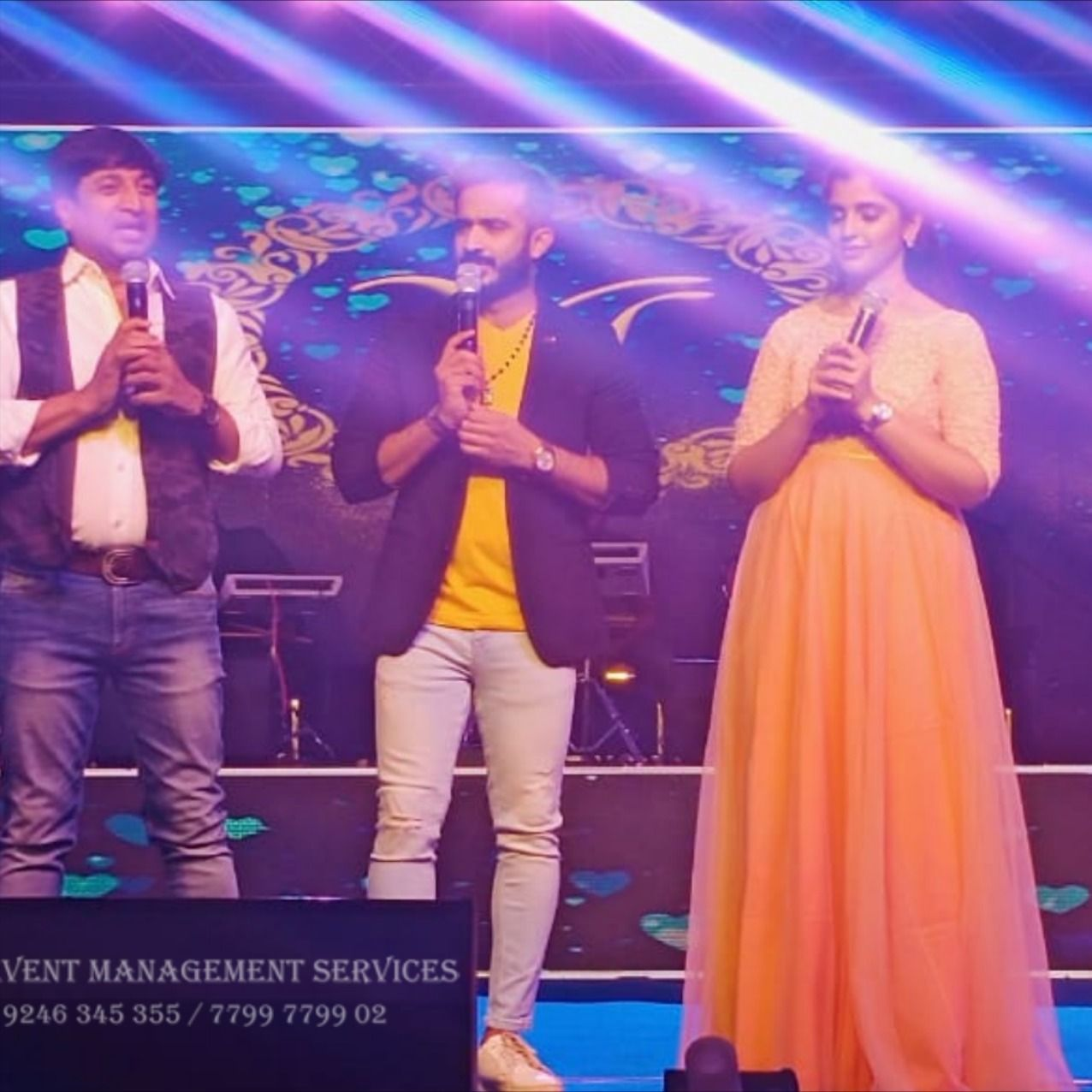 Hire the KK Event management company based in Hyderabad