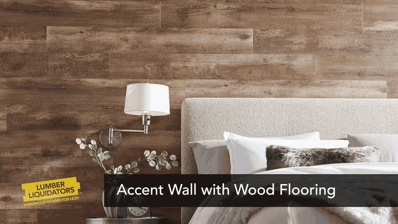 Wood Flooring On Walls Lumber Liquidators In 2020 Diy