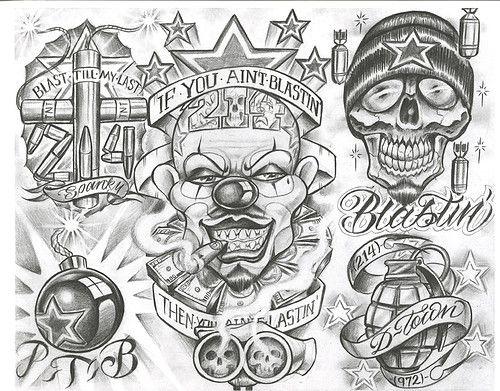 Chicano Tattoo Designs Tattoovoorbeeld Chicano Art Tattoos Chicano Tattoo Chicano