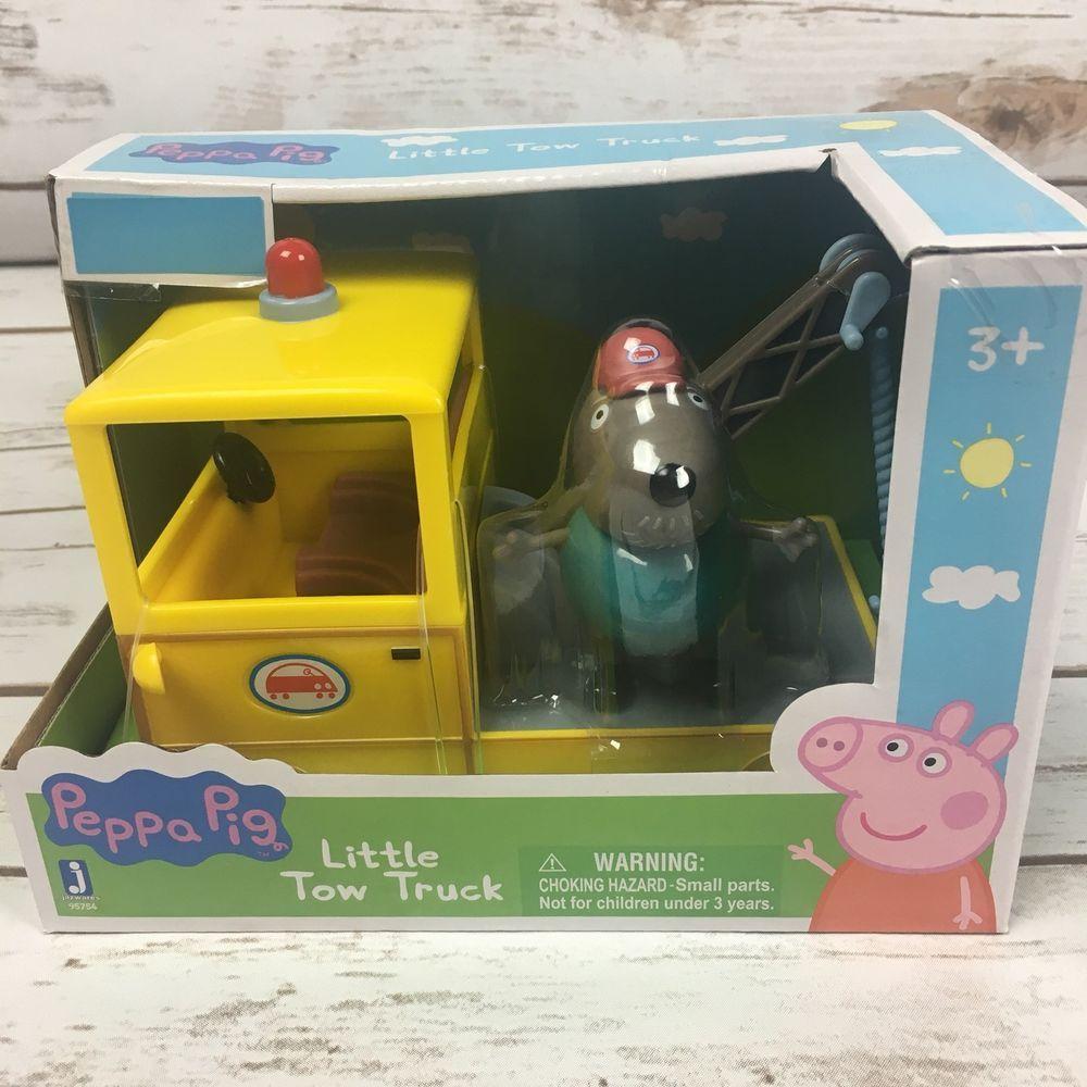 Peppa Pig Little Tow Truck 95754