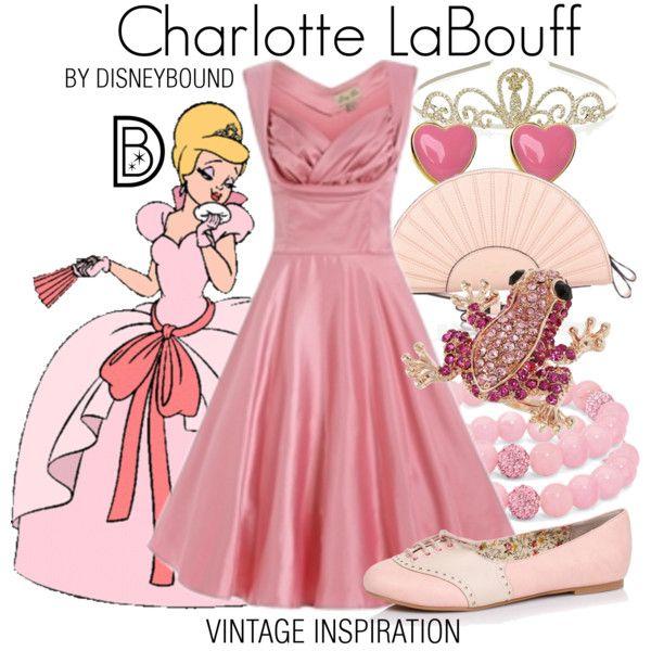 Disney Bound - Charlotte LaBouff