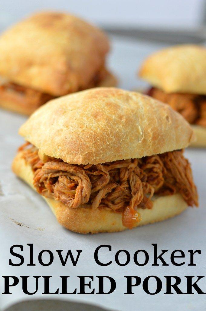 Slow Cooker Pulled Pork images
