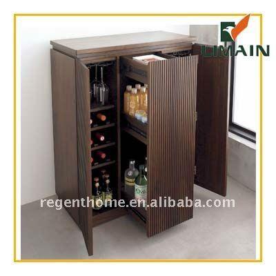 Moderno panel de mdf vino del gabinete de muebles de la for Muebles de mdf