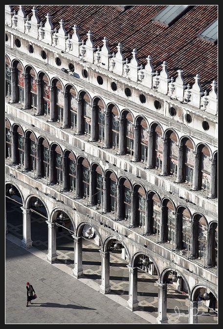 Piazza San Marco Benatky