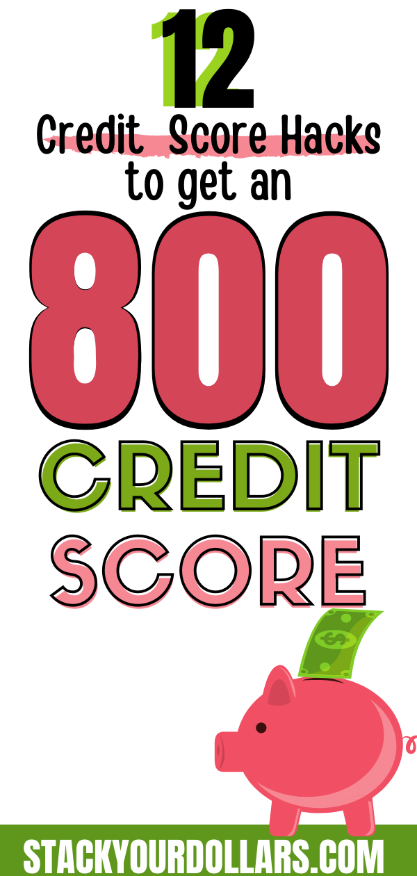 I bet you haven't seen these high credit score tips yet! Struggling with a low credit score? These tips to improve your credit will help you build or repair your credit and have a solid credit history! These credit tips will help you save money when you need to borrow funds to finance a car or your home. They will help you have access to more opportunities! Fix your credit score today and benefit from having a credit report you can be proud of! #creditscore #credittips #stackyourdollars #credit