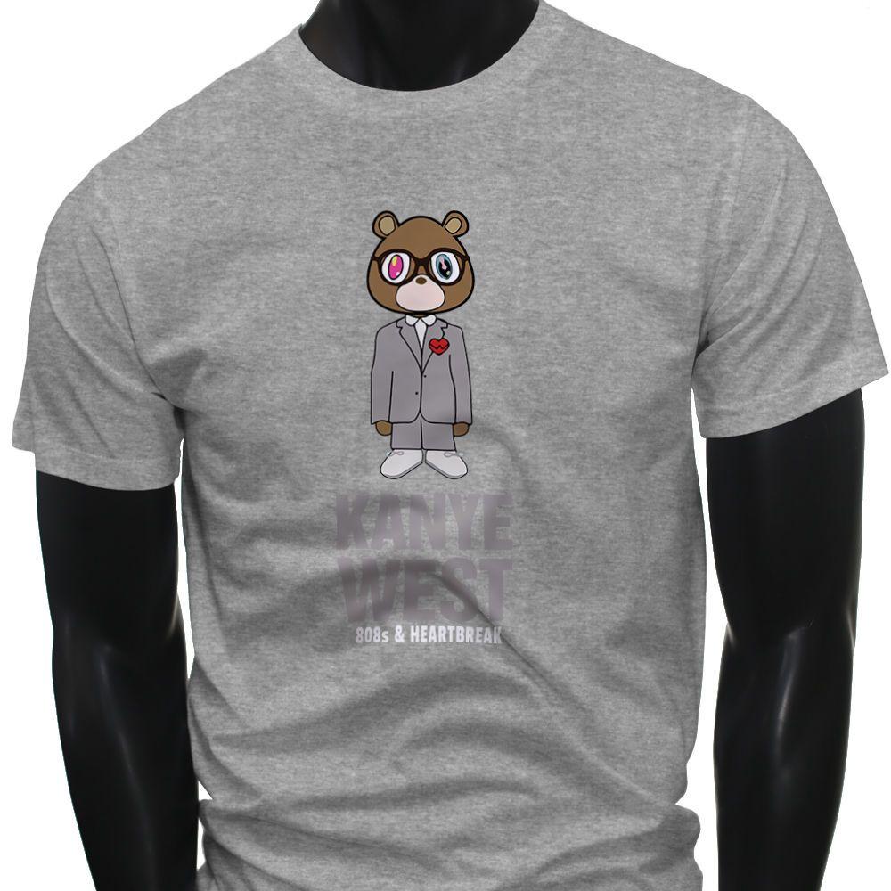 Pin By Best Shirts Shirt For Men On Tee Shirt Tee Shirts Kanye West Shirts Gray Tshirt