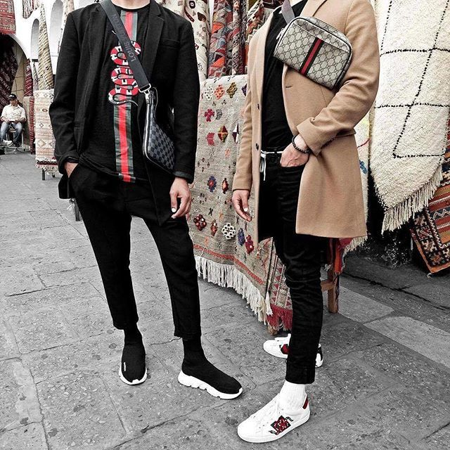 Gucci Fashion Men