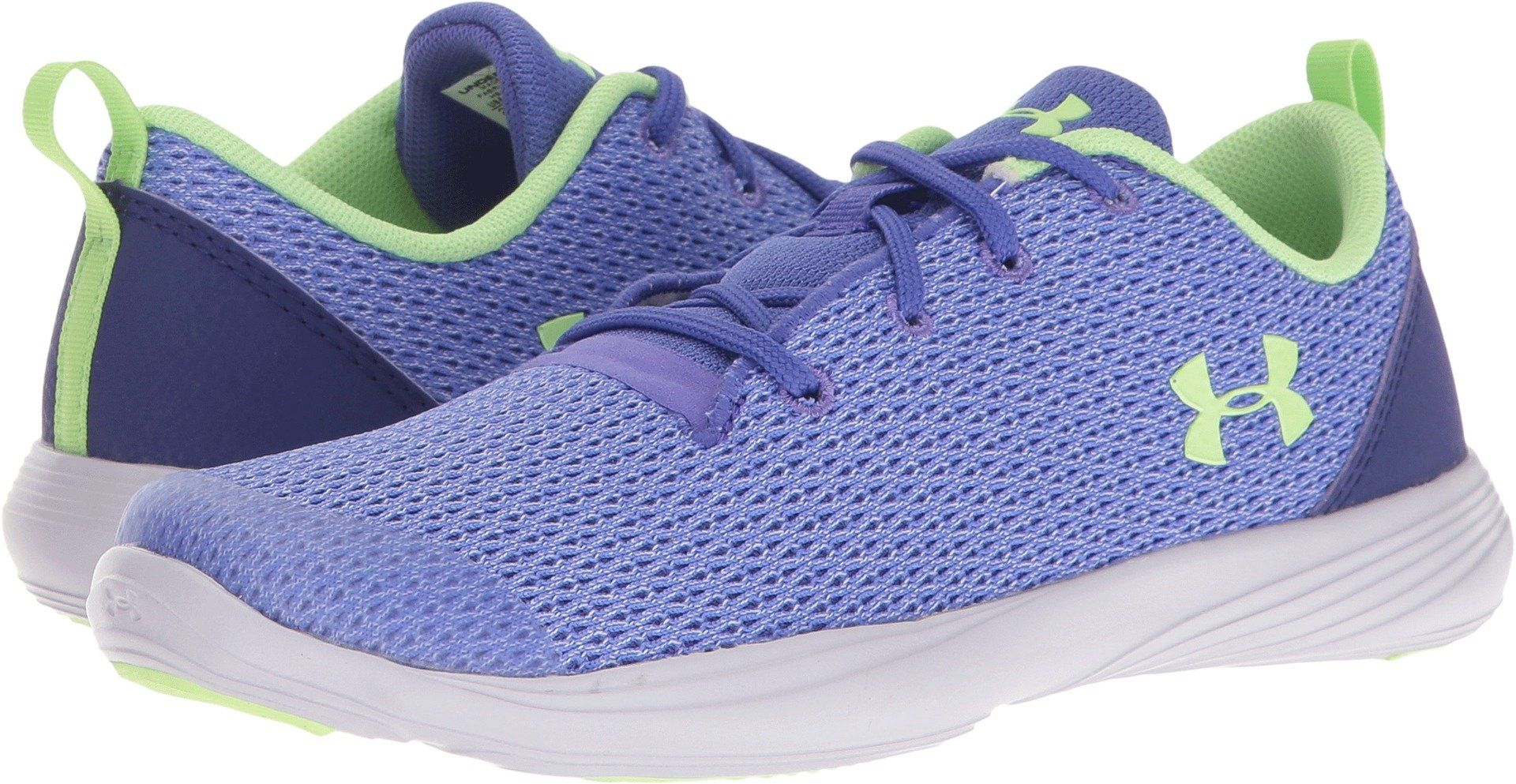 detailed look 36e91 0be21 Under Armour Girls Pre-School Street Precision Sport Low Shoes, Purple  Chic