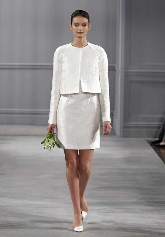 Monique Lhuillier Jackie Dress Wedding Dress - The Knot | Bridal ...