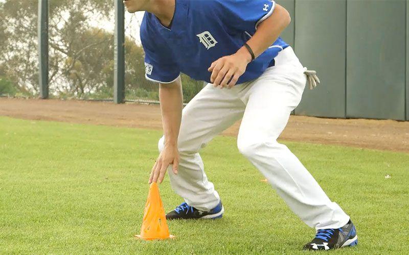 Baseball Drills to Improve Change of Direction Baseball