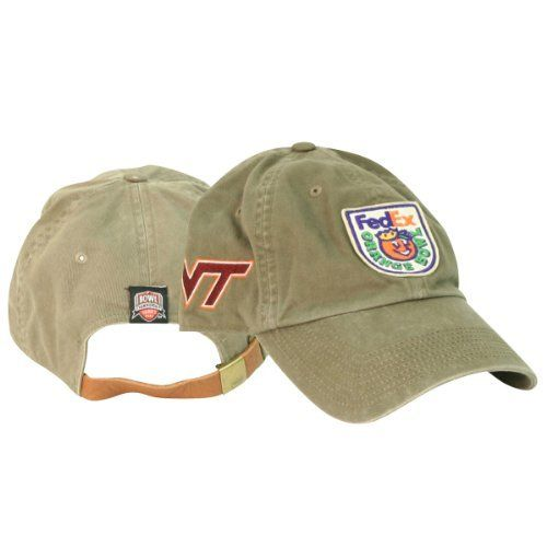 Virginia Tech Hokies 2009 Orange Bowl Adjustable Baseball Cap by NCAA. $3.98. If you couldn't make it to the game, or your t-shirt is just worn out, this is a great chance to get a replacement t-shirt at a fraction of the game day price. Makes a great self purchase or gift. This item is fulfilled by Amazon.. Save 84%!
