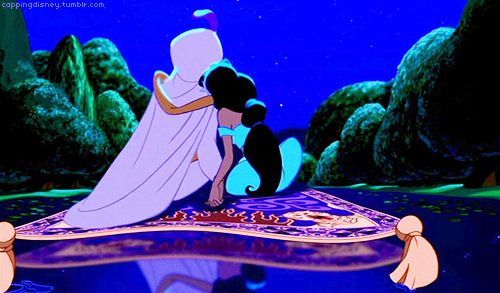 A whole new world Don't you dare close your eyes A hundred thousand things to see