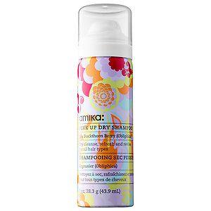 Sephora Dry Shampoo Amika Dry Shampoo Paraben Free Products