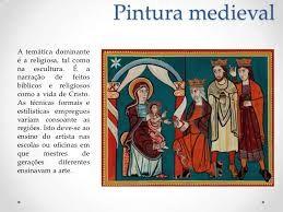 Resultado de imagem para pintura medieval
