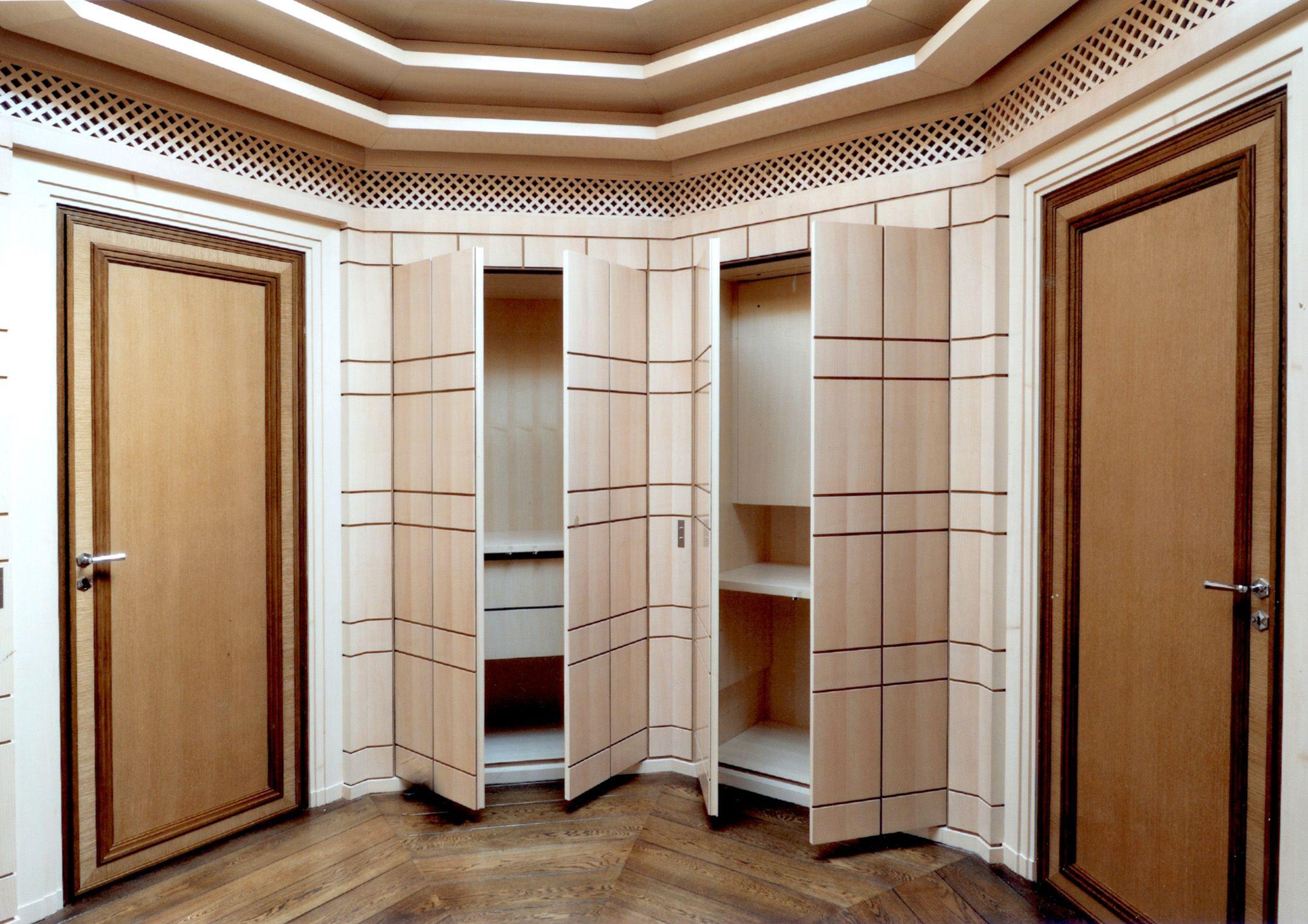 Master Bedroom Kitchenette after octagonal hall. master bedroom hallway. the room was