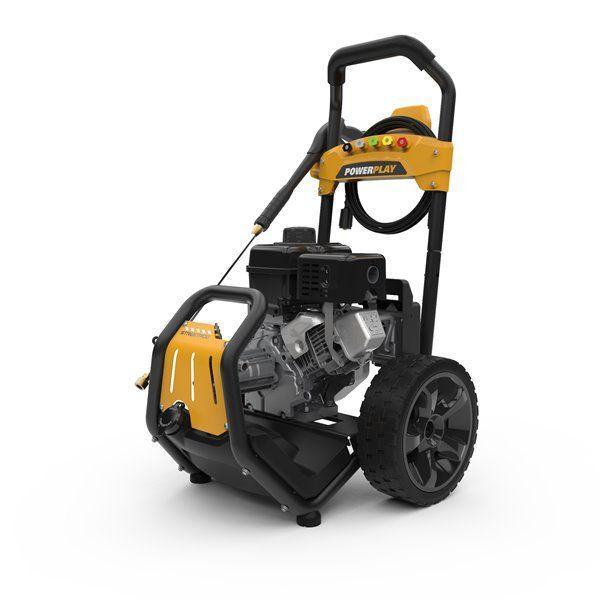 Powerplay Power Play Streetrod 3000psi Engine Gas Pressure Washer Sr230hr25pplsez Rona Street Rods Washer Washer Pump