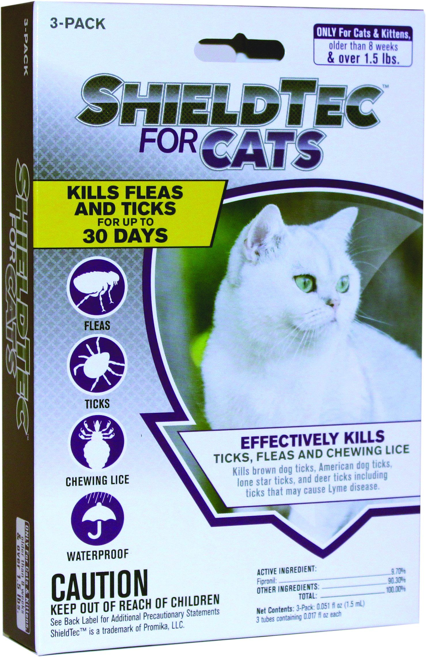ShieldTec Plus 3dose CAT 1.5 lbs MADE IN THE USA ** To