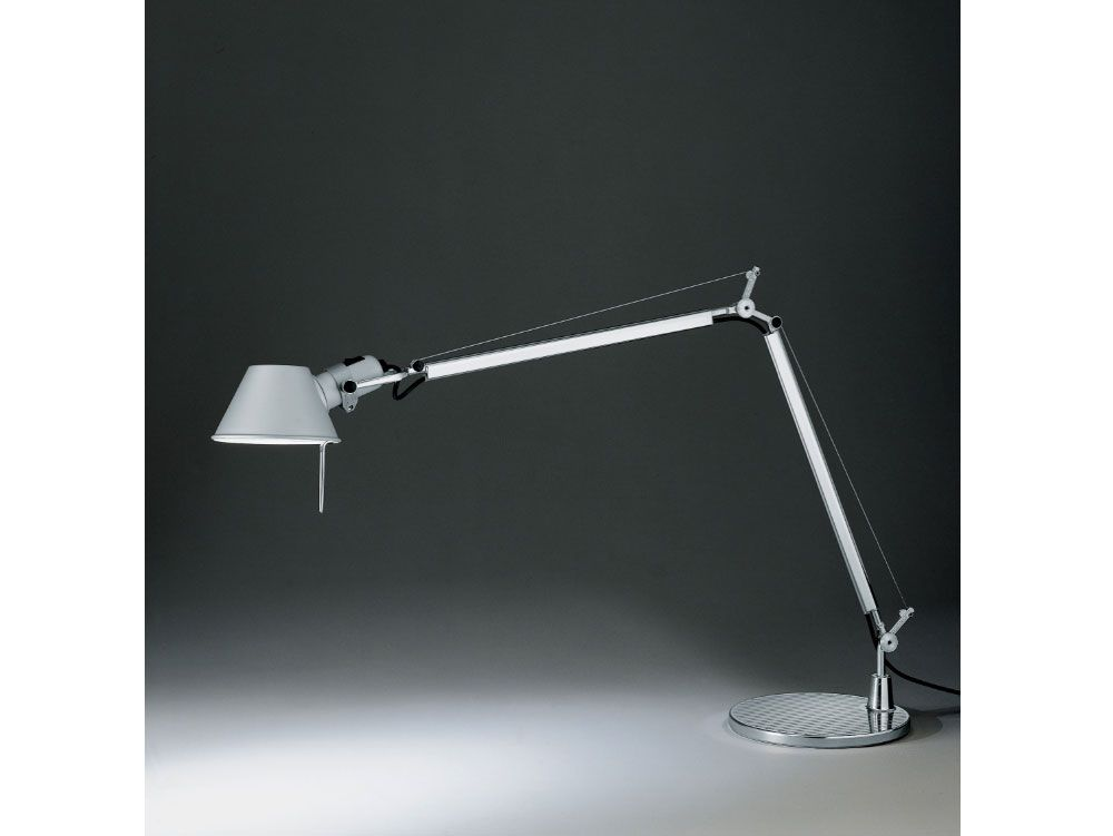 Artemide Tolomeo Table Lamp Lampada Da Scrivania Illuminazione Moderna Artemide