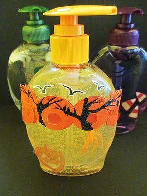 halloween sanitizers