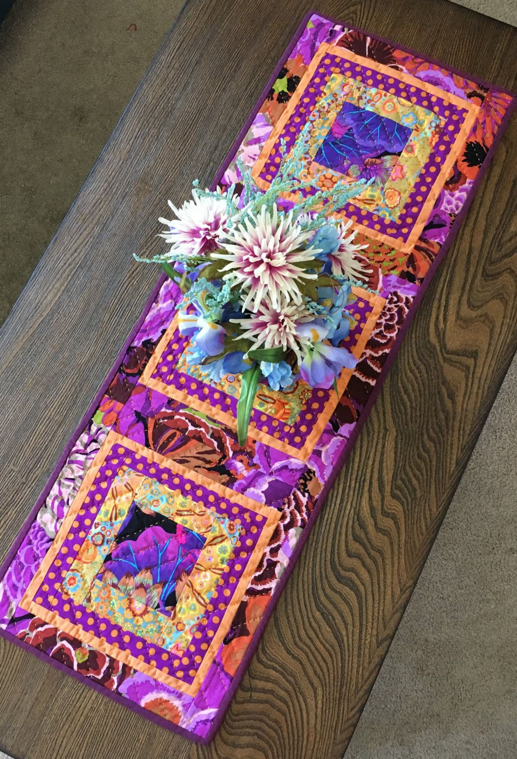 pin on table runners on boho chic kitchen table id=39366