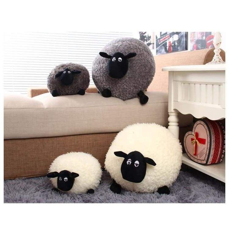 Stuffed Soft Plush Sheep Pillow in 2020
