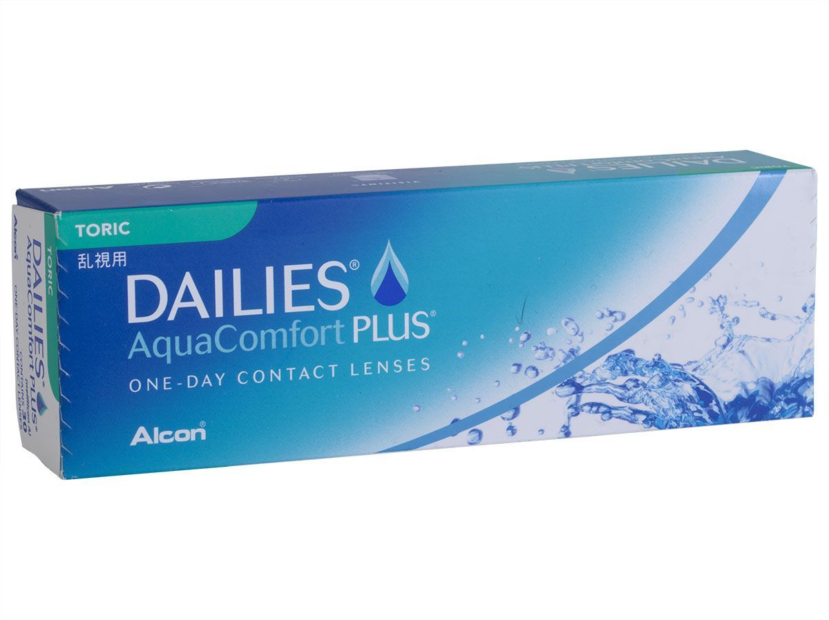 Sale Price Discount On Dailies Aquacomfort Plus Toric Contacts Lenses 30 Pack By Alcon Ciba Vision At Contact Lenses Contact Lenses Online Best Contact Lenses