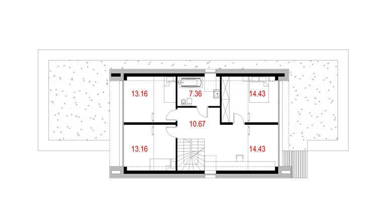 Finde  space Designs von Majchrzak Pracownia Projektowa. Entdecke die schönsten Bilder zur Inspiration für die Gestaltung deines Traumhauses.