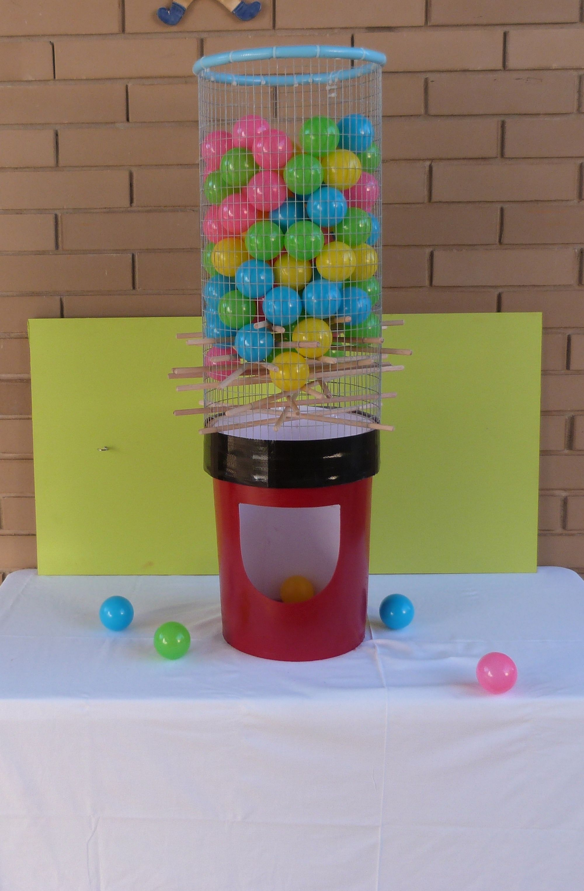 diy party games for kids how to make a giant kerplunk game watch