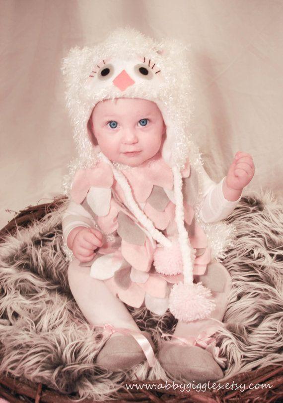 Owl Costume  sc 1 st  Pinterest & Owl Halloween Costume Owl Costume for Girls Toddler and Baby ...