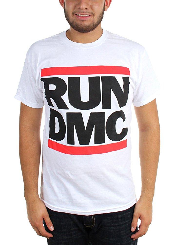 Run Dmc Mens Classic Logo T Shirt Tmen 14394 17 90 Run Dmc Tshirt Logo Classic Logo