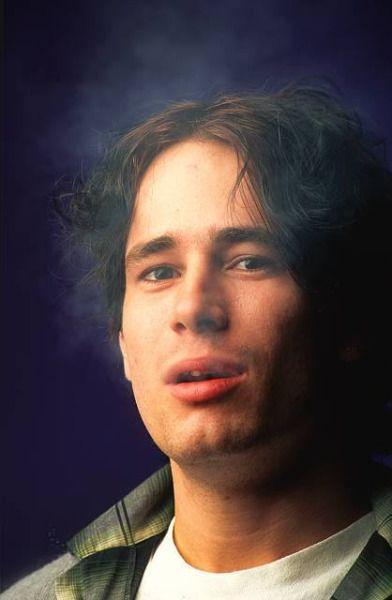 Jeff Buckley by Gie Knaeps,1994