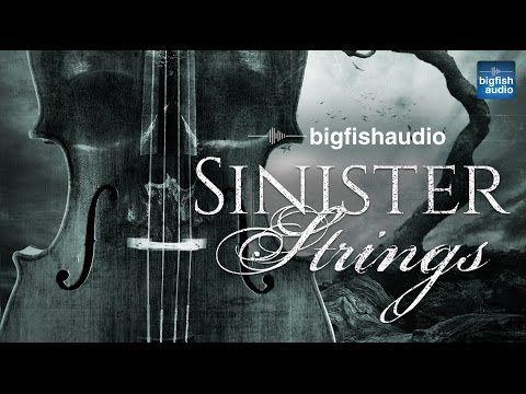 awesome Sinister Strings | Demo Track Crack Free VST Download | VST