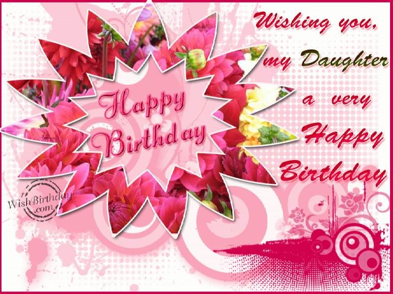 Happy birthday to my lovely daughter quotes birthday wishes for happy birthday to my lovely daughter quotes birthday wishes for daughter birthday cards bookmarktalkfo Gallery