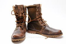 Killer boots, man. Rockport Barbour K58390 13 M Cap Toe High Boot sage brown leather shoe $300 New