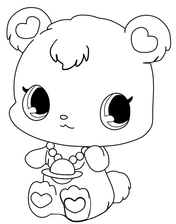 image result for jewelpet coloring pages coloring pinterest