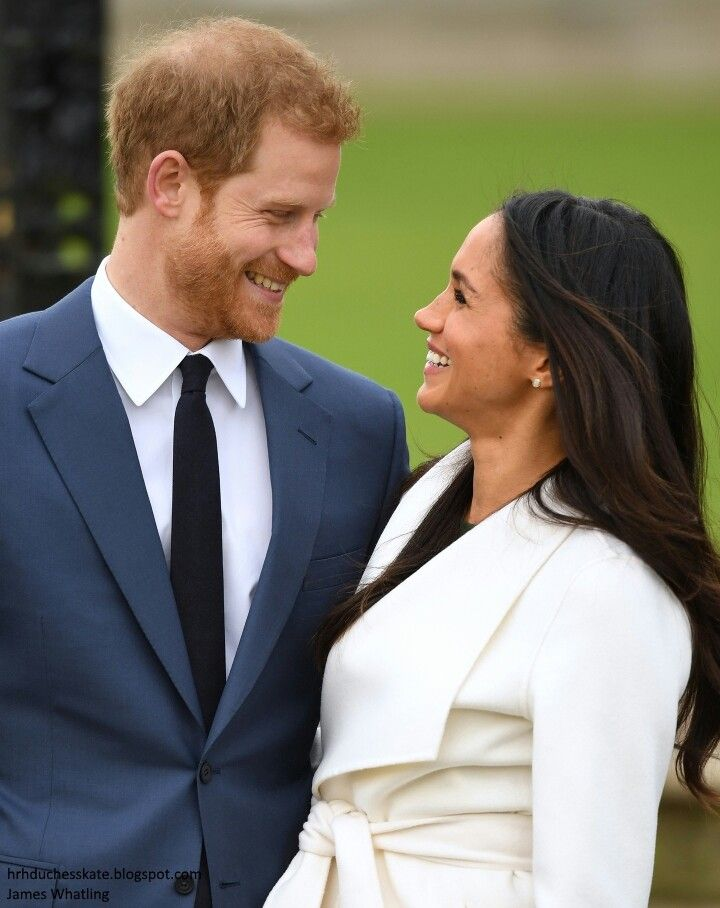 Image result for Enrique and Meghan, the wedding between the British seriousness and the American show