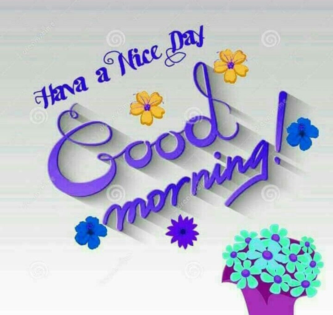 Good Morning Sister Have A Nice Day Good