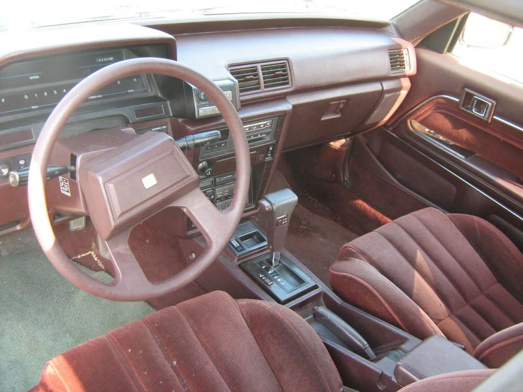 Image result for 1981 toyota cressida interior