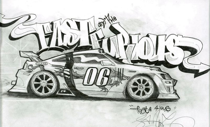 Fast and furious the fast and the furious pinterest for Fast and furious tattoo